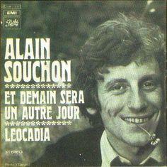 alain souchon l'amour en fuite   Les premiers balbutiements d'Alain Souchon