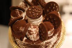 Torta pan di stelle. Una vera delizia della pasticceria di Alba Caffè. #dolci #tortapandistelle #pandistelle #pasticceria #albacaffè #torte #cake #torta