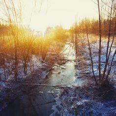 With huge passion to life: Kaunis Suomen talvi