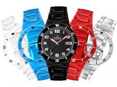 Relógio Unissex Champion Analógico - Resistente à Água Troca Pulseira CP30319P