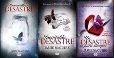 DESCARGAR TRILOGIA MARAVILLOSO DESASTRE , JAIME McGUIRE #BooksLibros