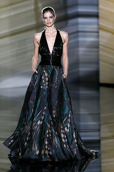 Elie Saab Fall 2006 Couture - Collection - Gallery - Style.com