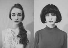 1950s (Mainstream vs. Beatnik) 16-Year-Old's Photo Project Shows the Culture and Counterculture of the Past 100 Years - PolicyMic