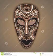 Image result for mascaras africanas coloridas