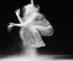 Forma humana en movimiento