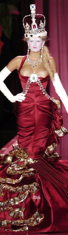 ★ Christian Dior ★2004 COUTURE