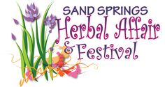 April 20, 2013 / 24th Annual Herbal Affair in Sand Springs, OK  -- http://herbalaffairandfestival.com/index.html