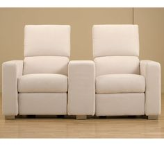 Jaymar 59456 Modern Theater Seat | Straight Arms | Wallaway Design | Clean Tapered Design