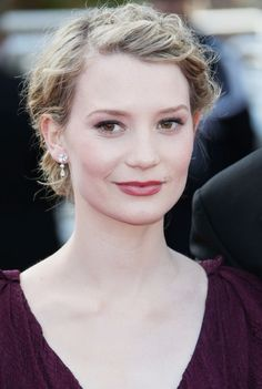 Mia Wasikowska in Celebs at the 'Lawless' Premiere in Cannes