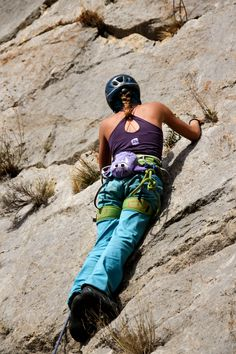 Violet Bat Chalk Bag by Crafty Climbing #craftyclimbing