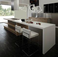 Mobili per cucina: Cucina Atelier [a] da Aster Cucine