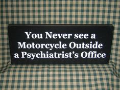 ,funny motorcycle quotes
