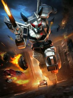 Prowl - Transformers