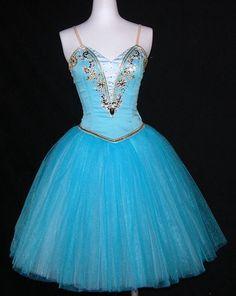 Ballet Tutu Professional romantic ballet by TheDancersChoice