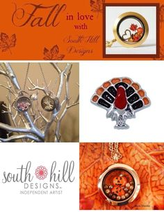 Turkey time and giving thanks. southhilldesigns.com/ginacastelli