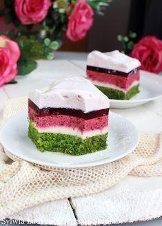 Sweet Recipes, Cake Recipes, Spring Cake, Polish Recipes, Polish Food, Cookie Desserts, Cake Cookies, Vanilla Cake, Oreo