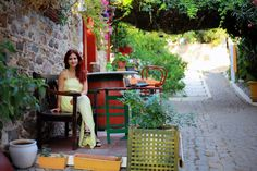 New Post / New Dress: Yellow Fairy Princess! #handmade #dress #diy #yellow #fashion #elbise #sarı #dikis #moda