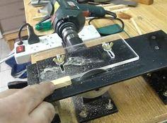 projeto gratuito no blog> Ah! E se falando em madeira...: Serie Nauticurso VII - mini serra circular