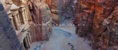 Jordan is a land enshrouded in mystery. Serving as a crossroads of humanity for thousands of years has left the country with a cultural diversity unmatched by few. Come along with Matador as we explore this beautiful land from an angle never before seen, an aerial delight captured using the latest in drone technology. From the ancient ruins of Petra to the mind-blowing rock formations of Wadi Rum, Jordan is a place that will continue to amaze you—just watch and see...  This entire film was.....