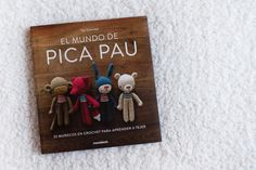 spanish amigurumi crochet book