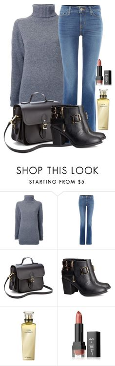 """Sem título #2389"" by carpe-diem96 ❤ liked on Polyvore featuring Me&Mr.Gentleman, Levi's, The Cambridge Satchel Company, H&M, Cartier and NYX"