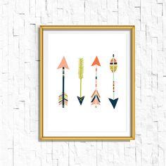 Hey, I found this really awesome Etsy listing at https://www.etsy.com/listing/399057739/diy-printable-tribal-nursery-print-arrow