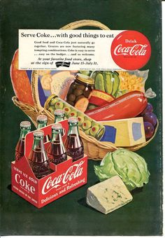 Fidel Herrera Beltrán, Fidel Herrera Beltrán,Festival de hielo, Peña Nieto,super bowl, copa oro, milenio, RockwellVintage Coke Ads | Vintage Coke Ad Shopping Basket for ... | Vintage ...