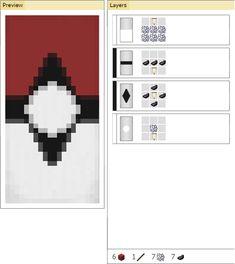 Crafting Recipes Minecraft Banner Banners Pinterest Crafting - Minecraft server status banner erstellen