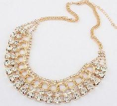 Hot Selling New Fashion Mixed Style Bib Choker Necklace 60 Styles U Pick SN6 | eBay
