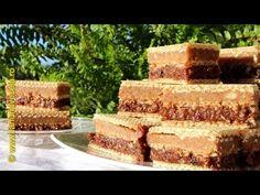 YouTube Desserts With Biscuits, No Bake Desserts, Cream Cheese Flan, Condensed Milk Cake, Romanian Desserts, Creme Caramel, Cheddar Cheese, Tiramisu, Deserts