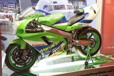 Kawasaki ZXR 750 R | Baujahr 1995, 4-Zylinder-4-Takt Motor, … | Flickr