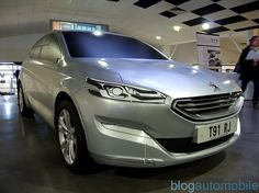 OG | 2013 Peugeot 308 Mk2 | Clay model dated 2011