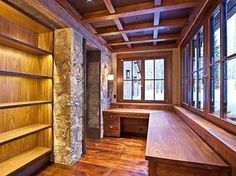 Telluride Mansion A Little Heavy On The Mining Influence   Curbed Ski