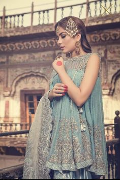 Latest Maria B Bridal Collection 2018 - Women Club, Beauty Health Fashion Pakistani Wedding Dresses, Pakistani Outfits, Pakistani Couture, Indian Dresses, Maria B Bridal, Dulhan Dress, Mehndi Dress, Bridle Dress, Bridal Outfits