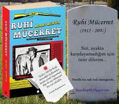 """""""Ruhi Mücerret - Murat Menteş"""" Beyaz Kitaplık'ta http://beyazkitaplik.blogspot.com/2013/11/ruhi-mucerret-murat-mentes.html"""