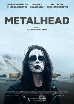 Metalhead (Málmhaus) directed by Ragnar Bragason, Metalhead focus on young Hera and how she deals with the death of her older brother, Baldur. Showing at the Glasgow Film Festival 2014.