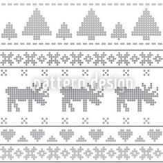 Fantastic Free of Charge knitting charts moose Suggestions Moose Pattern Lace Knitting Stitches, Intarsia Knitting, Knitting Charts, Knitting Patterns, Free Knitting, Cross Stitch Borders, Cross Stitch Patterns, Vektor Muster, Fair Isle Chart