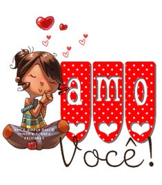 Cute Love, Love You, My Love, Portuguese Quotes, Cute Gif, Dragon Ball Z, Smiley, Romance, Messages