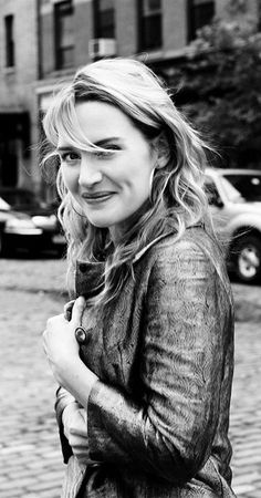 """I'd much rather be known as some curvy Kate than as some skinny stick."" - Kate Winslet"