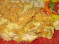 Sour Cream Chicken Bake