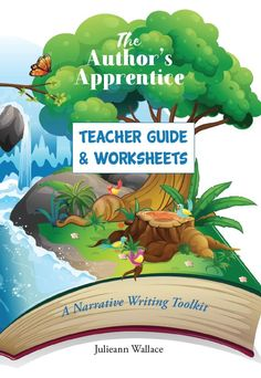 Learn how to write like an author. Author secrets inside to share with your class. Narrative Story, Narrative Writing, Way Of Life, Teacher Resources, Worksheets, Writer, Coding, Author, Activities