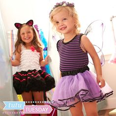 Take a look at the Dress-Up Tutus event on zulily today!