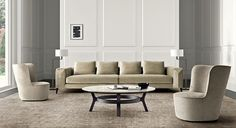 10 Italian Furniture Brands You Need To Know - The Style Guide From LuxDeco