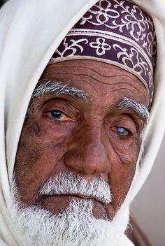 Old man Oman