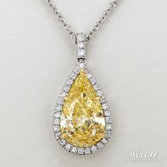 The grass is turning green and skies are clear! What better way to celebrate than with this sunny yellow diamond pendant? Diamond Pendant, Diamond Rings, Diamond Jewelry, Ring Earrings, Colored Diamonds, Turning, Grass, Sunshine, Happiness