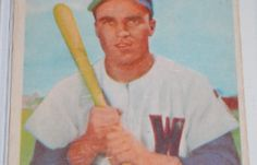 I will sell my 1954 Ed Yost Bowman #72 for $ 10.00  http://baseballcardstore.net/jobs/1954-bowman-baseball/i-will-sell-my-1954-ed-yost-bowman-72-for-10-00/