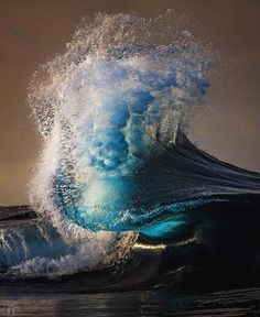 Canon Photography: These shots of the ocean by are simply stunning. Waves Photography, Canon Photography, Landscape Photography, Nature Photography, Photography Photos, Lifestyle Photography, Wedding Photography, Water Waves, Sea Waves