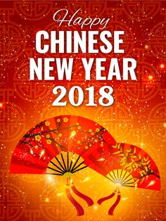 send free shining fan chinese new year card to loved ones on birthday greeting cards by davia its free and you also can use your own customized