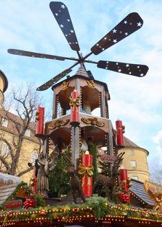 Stuttgart Christmas Market | Stuttgart, Germany