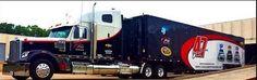 Transporter, Hauler, Freightliner, NASCAR